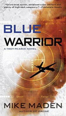 Blue Warrior av Mike Maden (Heftet)