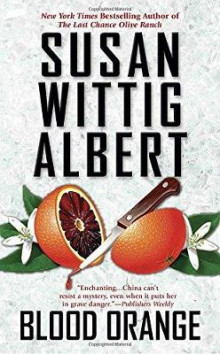 Blood Orange av Susan Wittig Albert (Heftet)