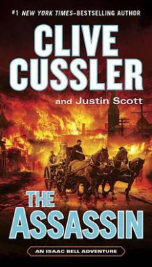 The Assassin av Clive Cussler og Justin Scott (Heftet)