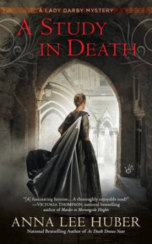 A Study in Death: A Lady Darby Mystery av Anna Lee Huber (Heftet)