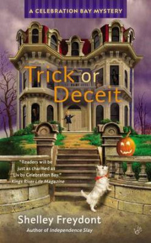 Trick or Deceit av Shelley Freydont (Heftet)
