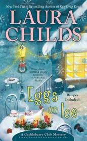 Eggs On Ice av Laura Childs (Innbundet)
