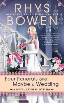 Four Funerals And Maybe A Wedding av Rhys Bowen (Heftet)