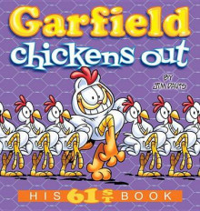 Garfield Chickens Out av Jim Davis (Heftet)
