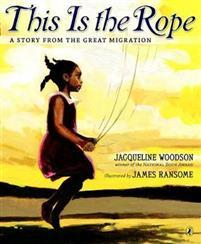 This is the Rope av Jacqueline Woodson (Heftet)