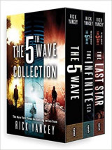 Omslag - The 5th wave collection