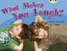 BC NF Green A/1B What Makes You Laugh? av Pauline Cartwright (Heftet)