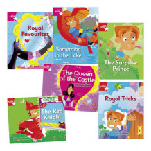 Learn at Home:Clinker Castle Reception Pack (6 fiction books) av Lisa Thompson (Heftet)