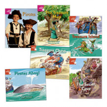 Learn at Home:Pirate Cove Reception Pack (6 fiction books) av Lisa Thompson (Heftet)