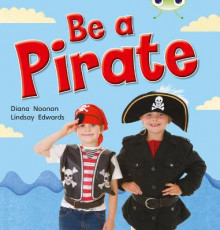 Be a Pirate: Non-Fiction Red B (KS1) av Diana Noonan (Blandet mediaprodukt)