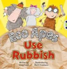 Eco Apes Use Rubbish: Red A (KS1) av Greg Cook (Blandet mediaprodukt)
