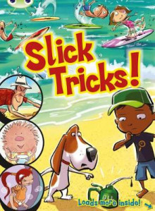Comic: Slick Tricks: Blue (KS1) av Jo Brooker, Liz Miles og Celia Warren (Blandet mediaprodukt)