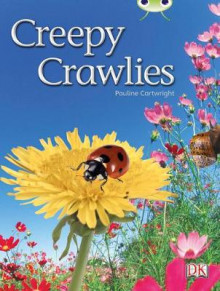 Creepy Crawlies: Non-Fiction Green B/1b av Pauline Cartwright (Blandet mediaprodukt)