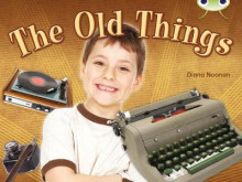 The Old Things: Non-Fiction Green C/1b av Diana Noonan (Blandet mediaprodukt)