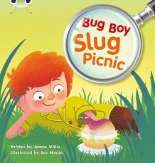 Bug Club Yellow B/ 1C Bug Boy: Slug 6-pack av Jeanne Willis (Blandet mediaprodukt)