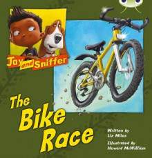 Jay and Sniffer: The Bike Race: Blue (KS1) A/1b av Liz Miles (Blandet mediaprodukt)