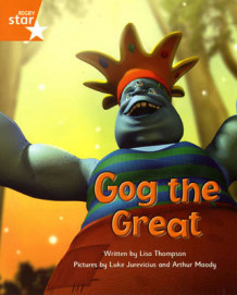 Fantastic Forest Orange Level Fiction: Gog the Great av Lisa Thompson (Heftet)