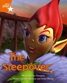 Fantastic Forest Orange Level Fiction: The Sleepover av Lisa Thompson (Heftet)