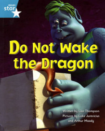 Fantastic Forest Turquoise Level Fiction: Do Not Wake the Dragon av Lisa Thompson (Heftet)