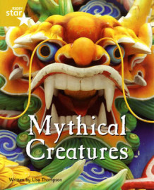 Fantastic Forest Gold Level Non-Fiction: Mythical Creatures av Lisa Thompson (Heftet)