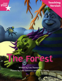 Fantastic Forest Pink Level Fiction av Catherine Baker (Heftet)