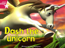 Fantastic Forest Pink Level Fiction: Dash the Unicorn av Lisa Thompson (Heftet)