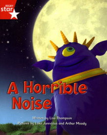 Fantastic Forest Red Level Fiction: A Horrible Noise av Lisa Thompson (Heftet)