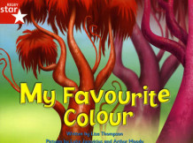 Fantastic Forest Red Level Fiction: My Favourite Colour av Lisa Thompson (Heftet)
