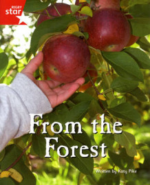 Fantastic Forest Red Level Non-Fiction: From the Forest av Katy Pike (Heftet)