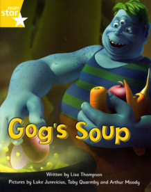 Fantastic Forest Yellow Level Fiction: Gog's Soup av Lisa Thompson (Heftet)