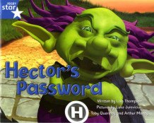 Fantastic Forest Blue Level Fiction: Hector's Password av Lisa Thompson (Heftet)