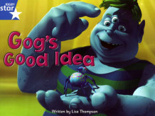 Fantastic Forest Blue Level Fiction: Gog's Good Idea av Lisa Thompson (Heftet)