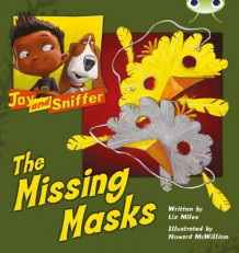 Jay and Sniffer: The Missing Masks: Blue (KS1) C/1b av Liz Miles (Blandet mediaprodukt)
