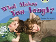 Bug Club Non-fiction Green A/1B What Makes You Laugh 6-pack av Pauline Cartwright (Blandet mediaprodukt)