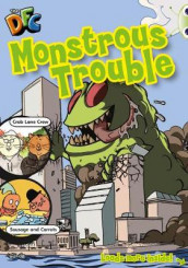 Bug Club Lime/3C Comic: Monstrous Trouble 6-pack av Robin Etherington, Simone Lia, Jane Mann, Gary Northfield og Zak Simmonds-Hum (Blandet mediaprodukt)