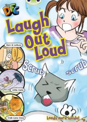 Bug Club Purple/2C Comic: Laugh Out Loud 6-pack av Simone Lia, Jane Mann, Sarah McIntyre, JIm Medway, Gary Northfield og Misako Rocks (Blandet mediaprodukt)