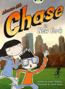 Adventure Kids: Chase in New York: Orange A/1a av Simon Cheshire (Blandet mediaprodukt)