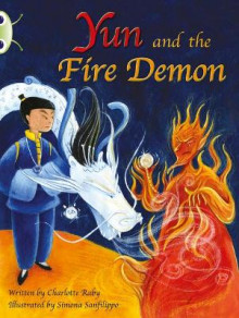 Yun and the Fire Demon: Purple A/2c av Charlotte Raby (Blandet mediaprodukt)