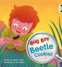 Bug Boy: Beetle Cookies: Yellow A/1c av Jeanne Willis (Blandet mediaprodukt)