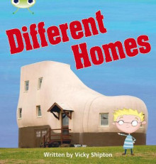 Different Homes: Non-Fiction Set 25 av Vicky Shipton (Heftet)