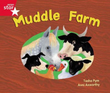 Rigby Star GuidedPhonic Opportunity Readers Red: Muddle Farm av Tasha Pym (Heftet)