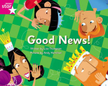Clinker Castle Pink Level Fiction: Good News! Single av Lisa Thompson og Katy Pike (Heftet)