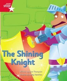 Clinker Castle Red Level Fiction: The Shining Knight Single av Lisa Thompson og Katy Pike (Heftet)