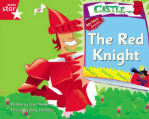 Clinker Castle Red Level Fiction: The Red Knight Single av Lisa Thompson og Katy Pike (Heftet)