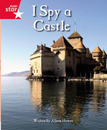 Clinker Castle Red Level Non Fiction: I Spy a Castle Single av Katy Pike (Heftet)