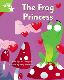 Clinker Castle Green Level Fiction: The Frog Princess Single av Lisa Thompson og Katy Pike (Heftet)