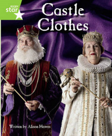 Clinker Castle Green Level Non-Fiction: Castle Clothes Single av Katy Pike (Heftet)