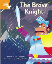 Clinker Castle Orange Level Fiction: The Brave Knight Single av Lisa Thompson og Katy Pike (Heftet)