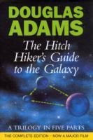 Omslag - The ultimate hitchhiker's guide