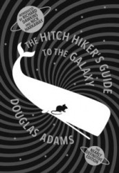 The hitchhiker's guide to the galaxy av Douglas Adams (Innbundet)